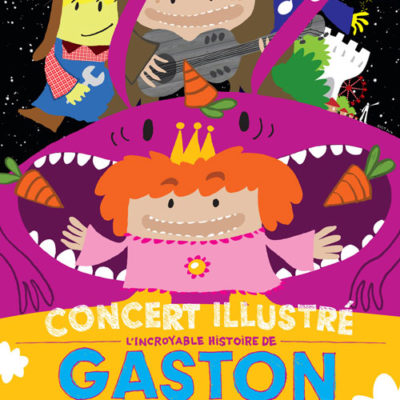 Affiche---Gaston-et-Lucie---Ulysse-Maison-d'Artistes-1